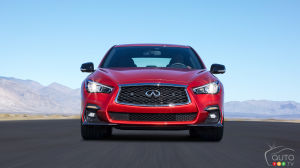 No More Rear-Wheel Drive at INFINITI in 2021