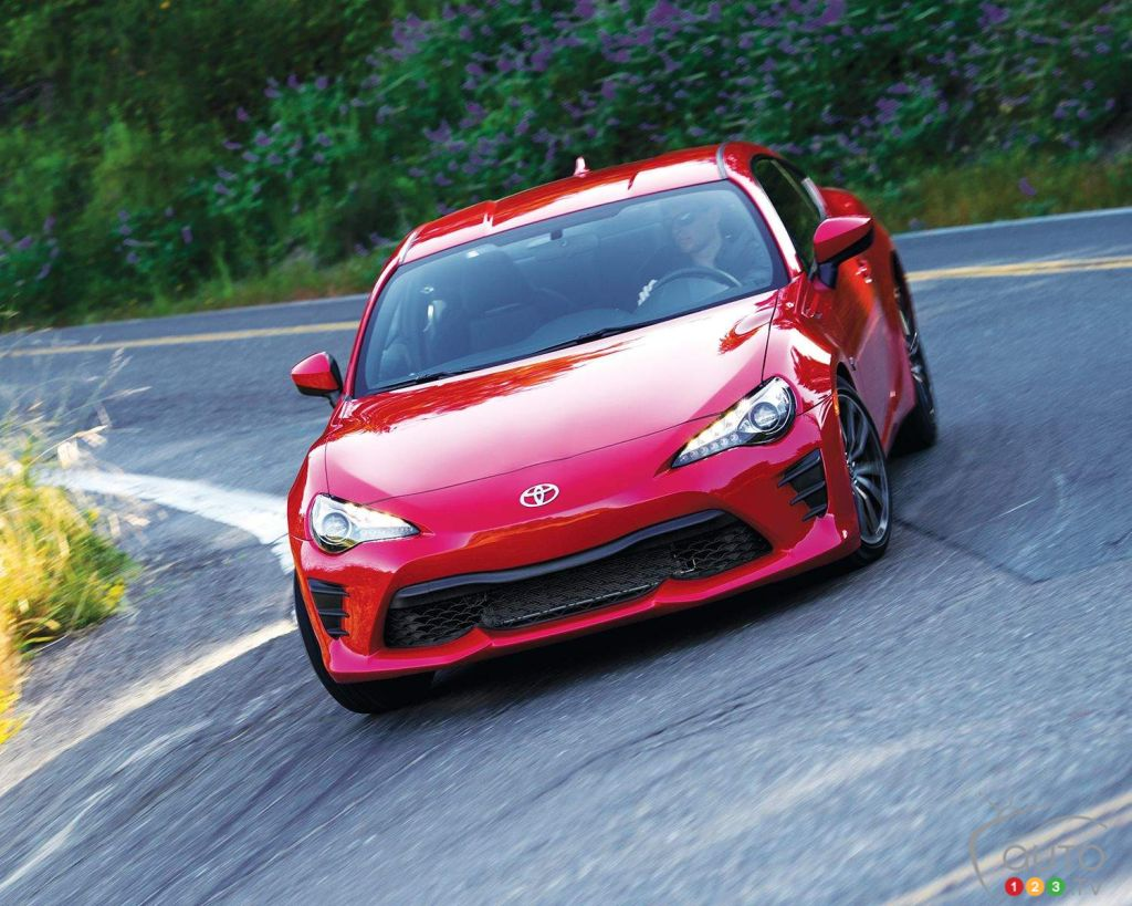 Power boost for the next Toyota 86