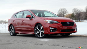 Review of the 2018 Subaru Impreza