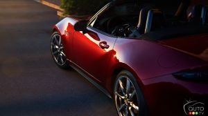 More Power, Equipment for 2019 Mazda MX-5