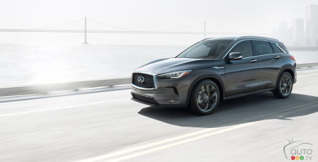Prices Rewards Program Announced For 2019 Infiniti Qx50