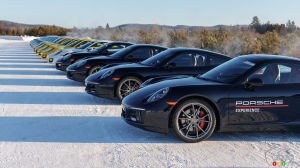 Porsche Camp4: Full House in Quebec This Year