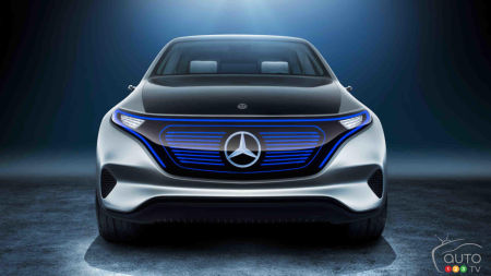 Eq S Luxury To Go Electric Courtesy Mercedes Benz