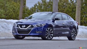 2018 Nissan Maxima Review: Prematurely declared dead?