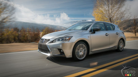 The CT Will Live On, According to Lexus