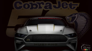 Ford Revives Mustang Cobra Jet for 50th Anniversary