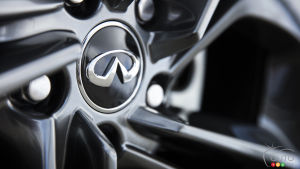 INFINITI Wants to Triple Sales in China by 2023