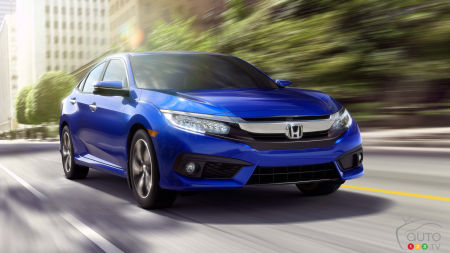 Review of the 2018 Honda Civic Touring