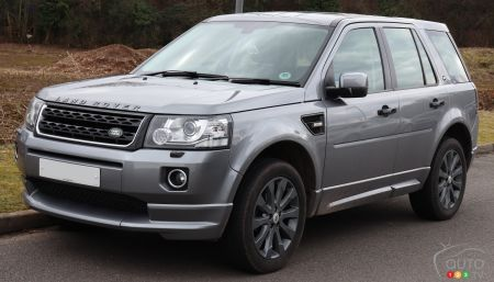 Land Rover Wants to Bring Back the Freelander