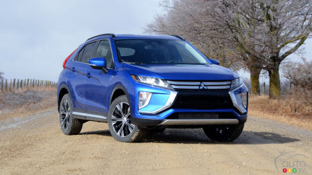 Review of the Mitsubishi Eclipse Cross