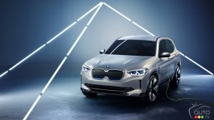 Beijing 2018: Closer Look at the new BMW iX3 Coming in 2020