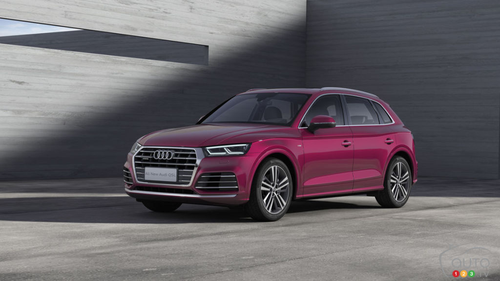 Beijing 2018: A Stretched Version of the Q5 debuts