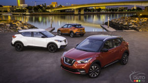 Canadian Pricing for New Nissan Kicks Announced