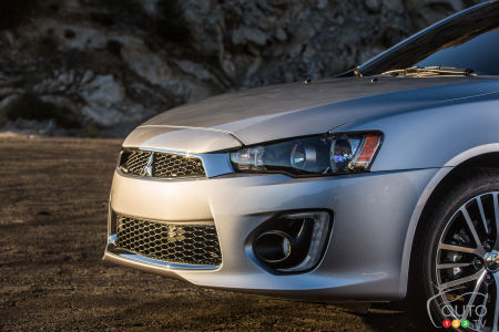 Mitsubishi Lancer Could Return…as an SUV