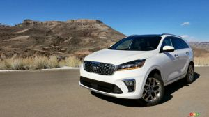 Canadian Pricing Announced for 2019 Kia Sorento