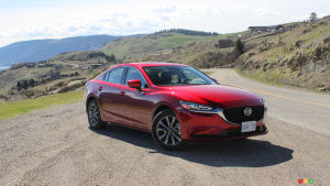 2018 Mazda6 First Drive: Swimming Upmarket