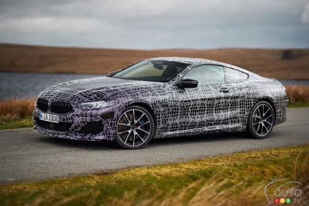 530 Horses for the New 2019 BMW M850i