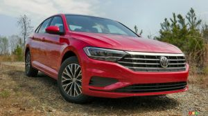 Volkswagen Sticking with Sedans in North America