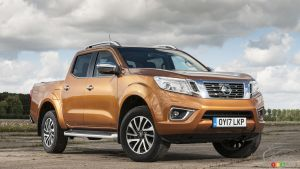 Nissan Unveils More Rugged Version of its Navara Pickup