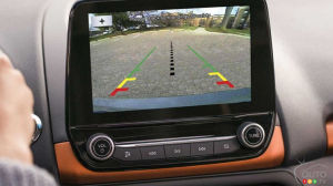 Backup cameras in cars now mandatory in Canada
