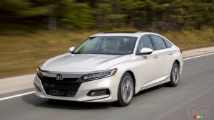 Sluggish Sales and Worrying Times for the New Honda Accord
