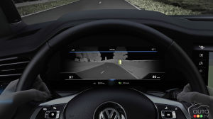 Volkswagen Presents First Thermal Imaging Camera