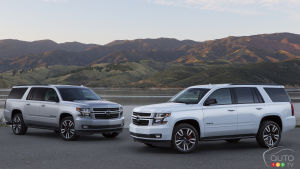 Chevrolet Confirms RST Performance Treatment for 2019 Suburban
