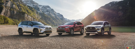 Toyota Putting its Money Where its RAV4 is, to the tune of $1.4B in Ontario