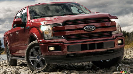 Production Paralysis for the Ford F-150?