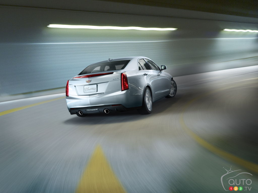 Cadillac ATS 2019 : la berline part, le coupé reste