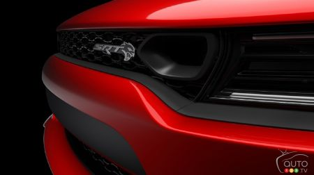 A More Sinister Front End for the 2019 Dodge Charger Hellcat