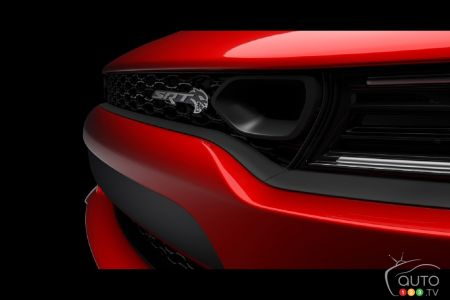A New Grille To Front The 2019 Dodge Charger Srt Hellcat Car News