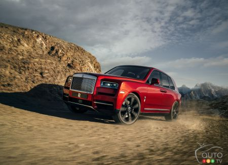 Full Reveal of the Cullinan, Rolls-Royce's $325,000+ SUV
