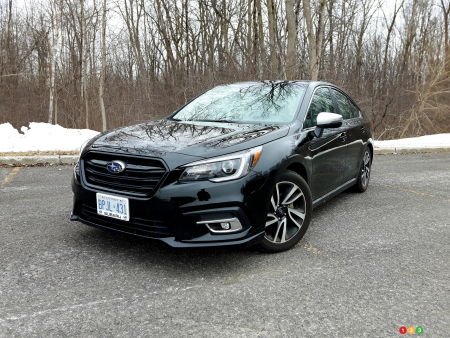 Review of the 2018 Subaru Legacy
