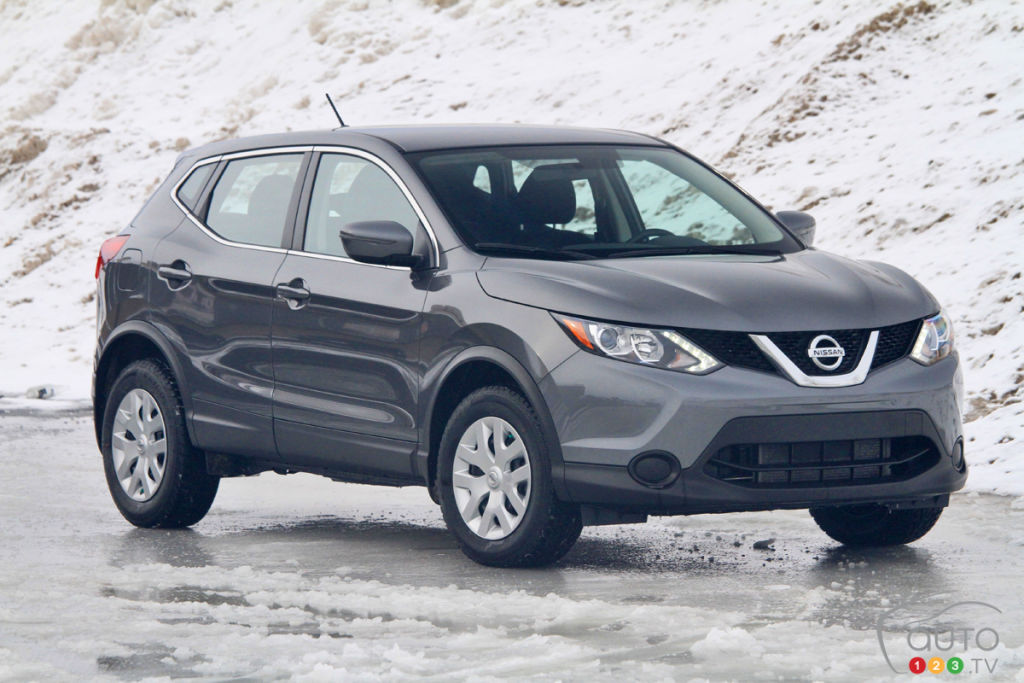 Review of the 2018 Nissan Qashqai Crossover