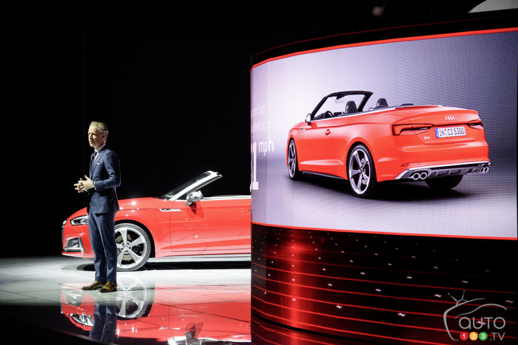 Audi Latest Manufacturer to Pass on Detroit Auto Show