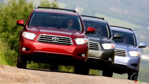 Toyota Highlander: Detaching Steering Wheels Lead to NHTSA Inquiry