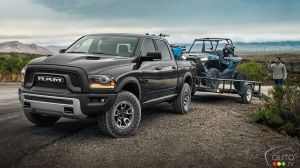 Top 10 Pickups for Towing and Caravanning