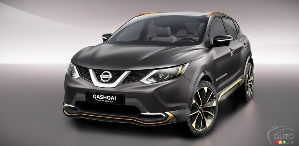 ProPILOT Assist System Will Be Added to Qashqai for 2019