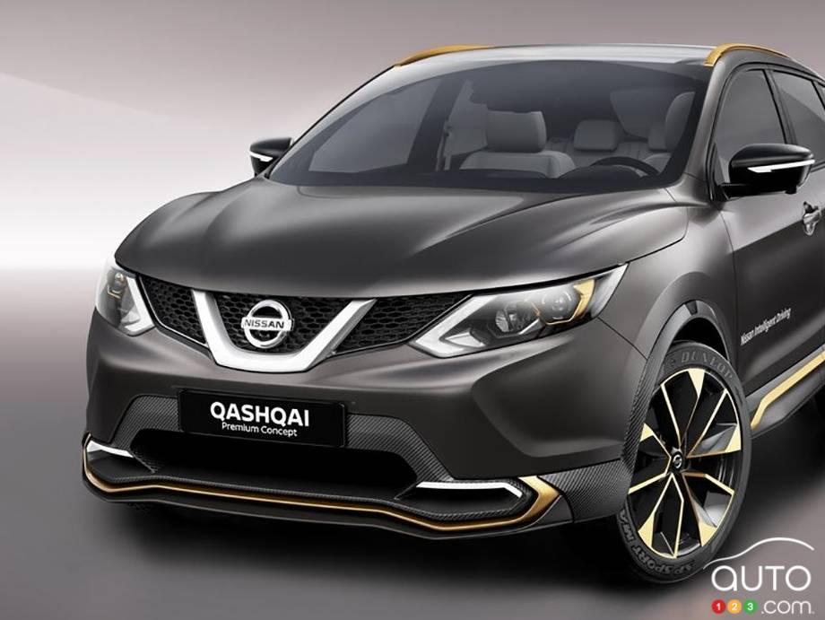 Articles on Qashqai | Car News | Auto123