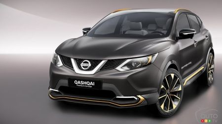 Nissan Qashqai News | Auto123