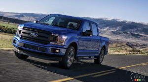 Ford F-150 : la production reprend vendredi