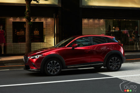 Canadian Pricing, Details Announced for 2019 Mazda CX-3!