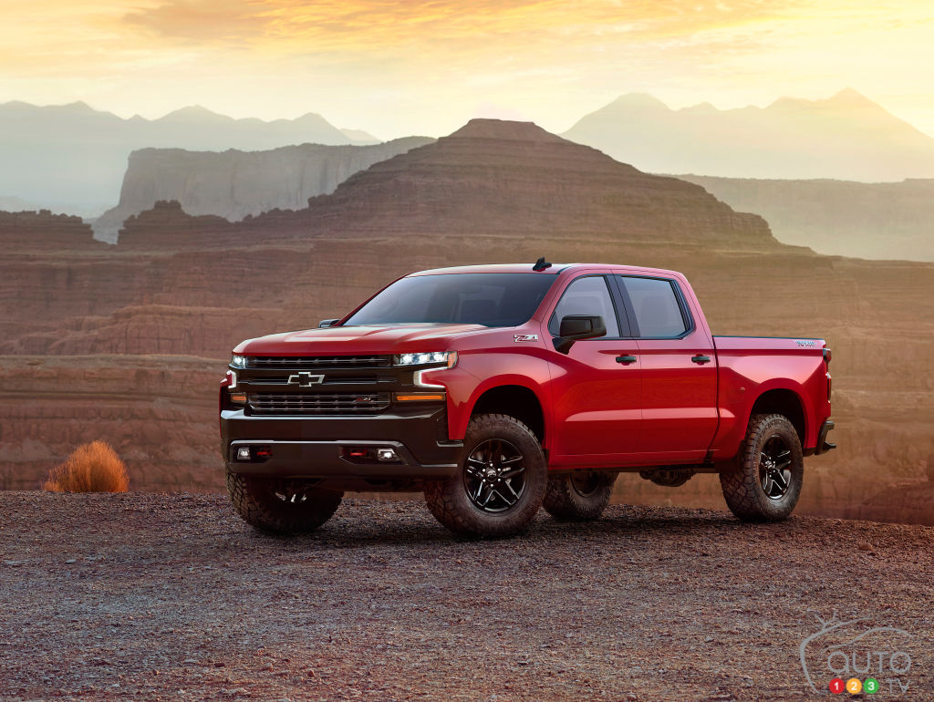 Two New Turbo Engines For The 2019 Chevrolet Silverado Car News