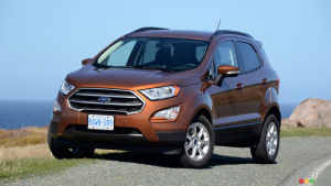 First drive of the 2018 Ford EcoSport