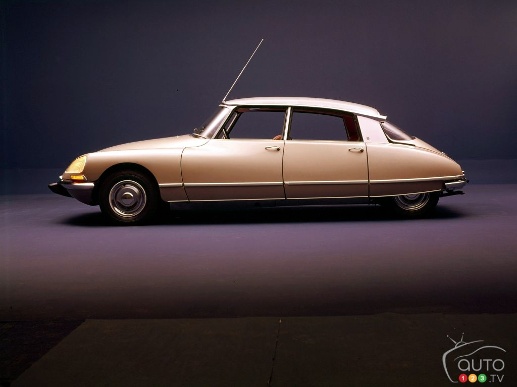 Spotlight on Citroën at the Next Concours d'Elegance in Pebble Beach