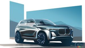 BMW X8 SUV Taking (Big) Shape