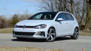 Review of the 2018 Volkswagen Golf GTI