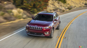 FCA recalls Jeep Cherokees Due to Fire Risk Caused by Faulty Fuel Tube
