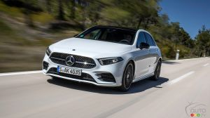 400+ Horses for the New 4-Cylinder AMG 45 Models